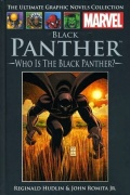 Wielka Kolekcja Komiksów Marvela #50: Czarna Pantera - Kim jest Czarna Pantera