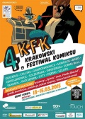 4. Krakowski Festiwal Komiksu