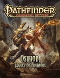 Pathfinder Campaign Setting: Osirion, Legacy of Pharaohs