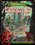 The Mutant Epoch: Creatures of the Apocalypse Codex