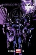 Marvel Now! Avengers (wyd. zbiorcze) #4: Nieskończoność