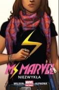 Miss Marvel #1: Niezwykła