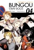 Bungou Stray Dogs. Bezpańscy Literaci #4