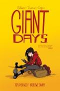 Giant Days (wyd. zbiorcze) #1: Królowe dramy