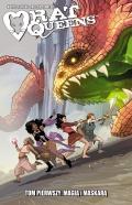 Rat Queens (wyd. zbiorcze) #1: Magią i maskarą