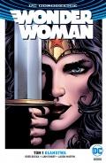 DC Odrodzenie. Wonder Woman (wyd. zbiorcze) #1: Kłamstwa