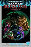 DC Odrodzenie. Batman. Detective Comics (wyd. zbiorcze) #1: Powstanie Batmanów (ed. Empik)