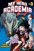 My Hero Academia. Akademia bohaterów #03