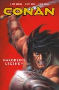 Conan (wyd. zbiorcze) #1: Narodziny legendy