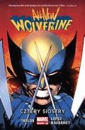 Marvel Now! 2.0 All-New Wolverine (wyd. zbiorcze) #1: Cztery siostry
