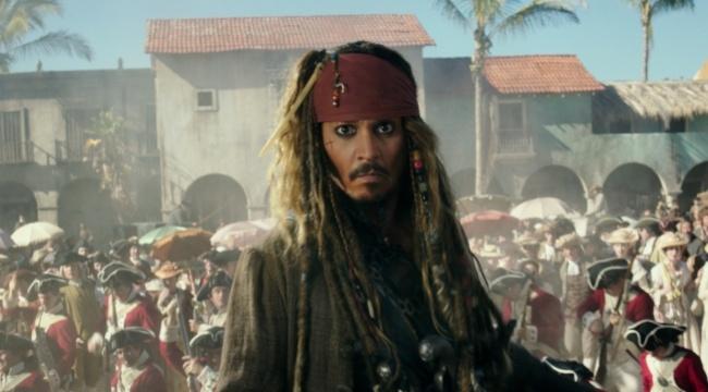 Marny jest los pirata