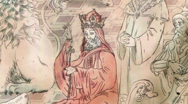 Z księdza król