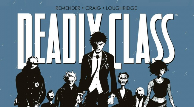 Deadly Class #1: 1987 Reagan Youth