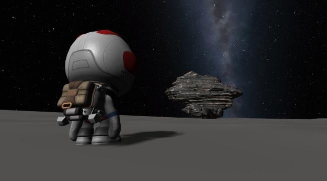 Zostań inżynierem kosmicznym w (niejeden) weekend