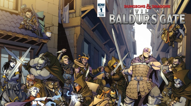 Opowieści z Wrót Baldura