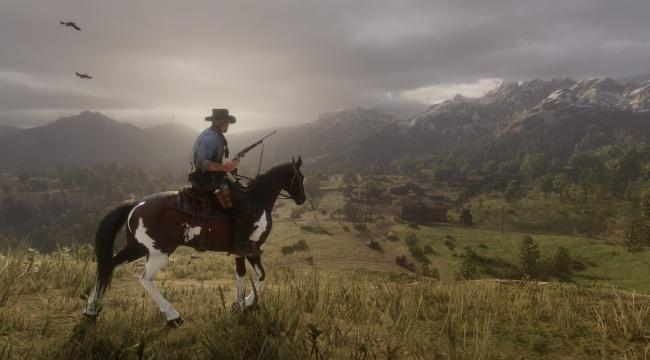 Wracając na Dziki Zachód