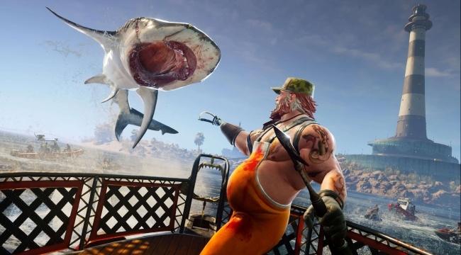 Będziemy potrzebowali większego rekina