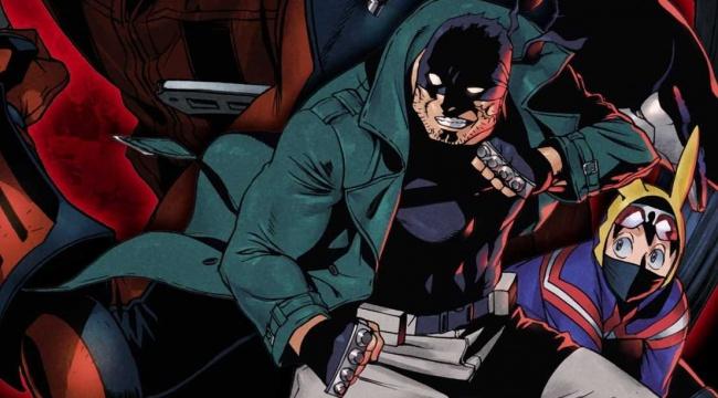 Vigilante - My Hero Academia Illegals #1-5
