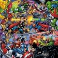 Uzupełnij bazę komiksów DC i Marvela